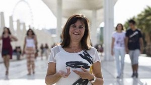 Entrevista a Rosa Pascual en el Diario Sur