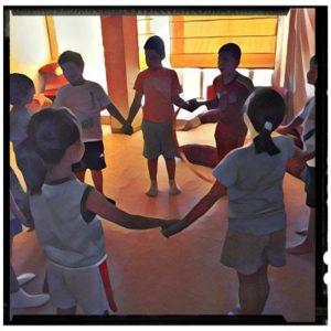 Grupo de Educación Emocional para Niños 2016-2017