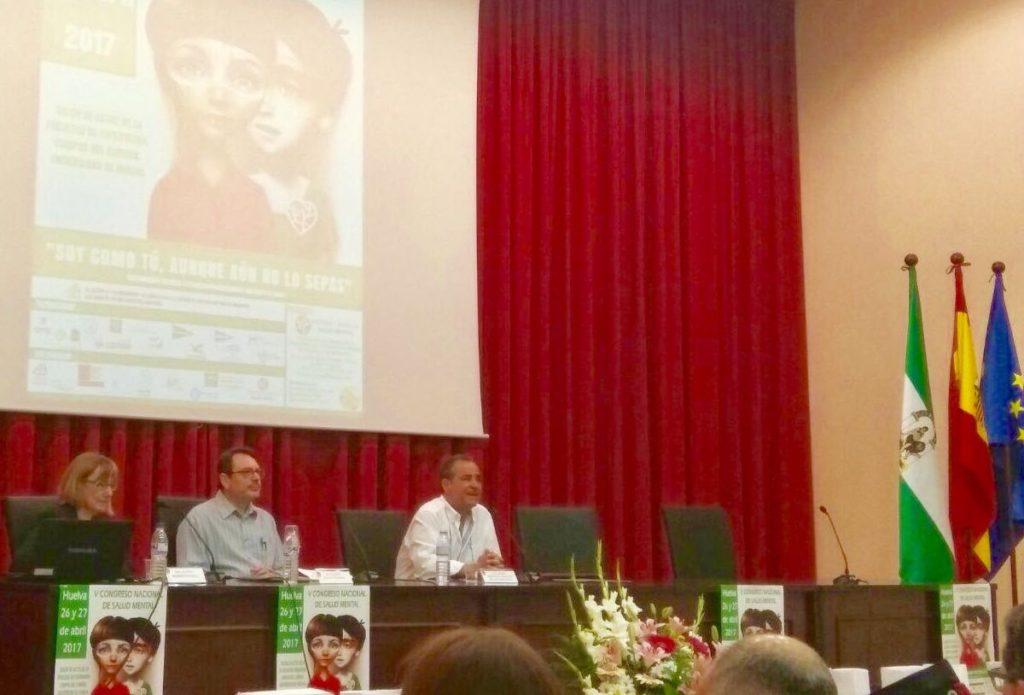 Conferencia inaugural de Carlos Odriozola en el V Congreso Nacional de Salud Mental