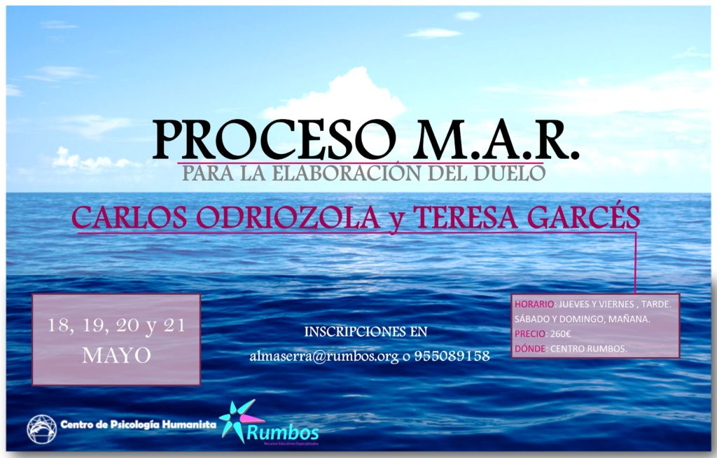 Proceso M.A.R Sevilla 2017
