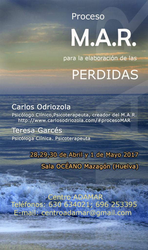 Proceso MAR Huelva 2017